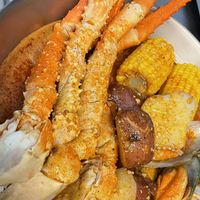 Small Catch Seafood Boil