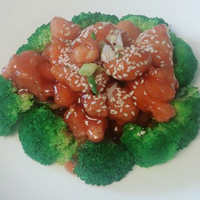 S11 Sesame Chicken (White Meat)